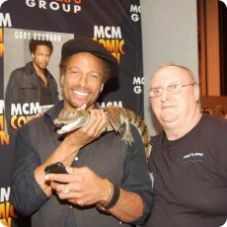 Gary Dourdan and Trevor Smith